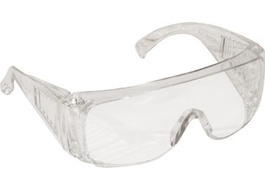 Clear Wearing Medical Safety Goggles Anti Fogging For Eye Protection