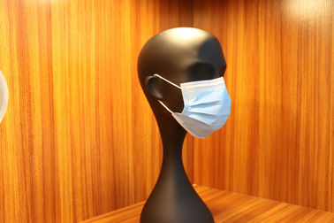 Breathable Anti Dust Disposable Non Woven Face Mask
